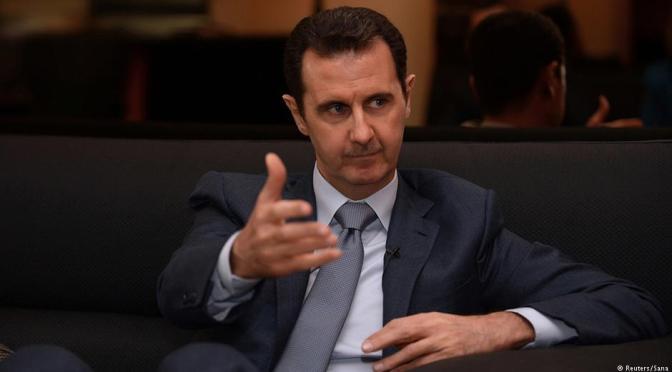 Ascensão do Estado Islâmico garante sobrevivência política de Assad