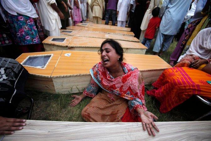 """Jihadistas procuram """"limpar Paquistão"""" dos cristãos"""