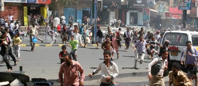 Manifestações anti-houthi deixam seis mortos no Iêmen
