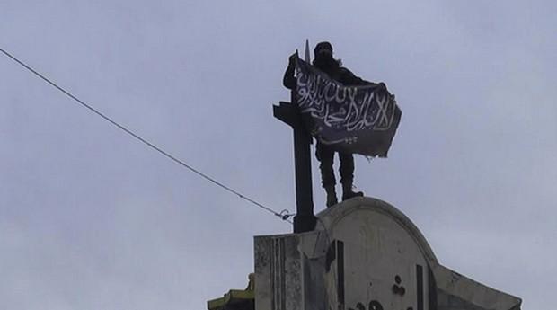 Assad perde o controle de mais uma capital de província na Síria