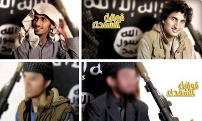 Estado Islâmico publica fotos de supostos autores de atentados na capital do Iêmen