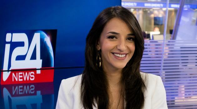 Jornalista árabe acenderá tocha na festa do Dia da Independência de Israel