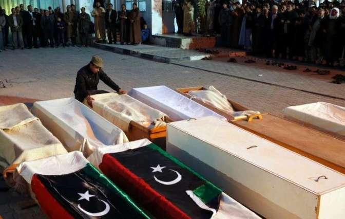 Militantes do Estado Islâmico matam 10 combatentes pró-Trípoli na Líbia