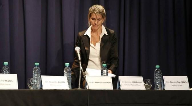 Ex-mulher de Nisman relata ameaças e chama investigação de 'circo de desprestígio público'