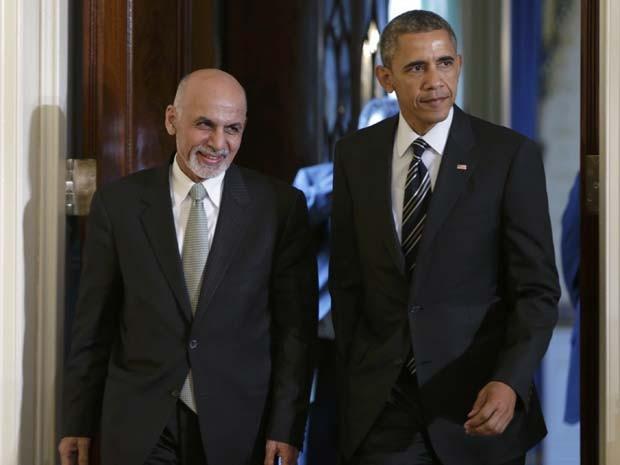 EUA manterão soldados no Afeganistão até o final de 2015