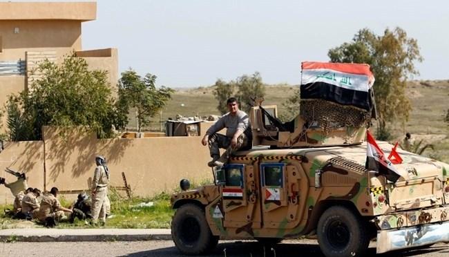 FORÇAS IRAQUIANAS LUTAM EM DUAS CIDADES COM MILITANTES DO ISIS E TEME-SE MASSACRE DE SUNITAS NA TENTATIVA DE RETOMADA DE TIKRIT