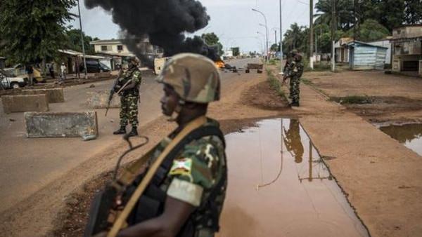 Quase todas as mesquitas foram destruídas em conflito na República Centro-Africana
