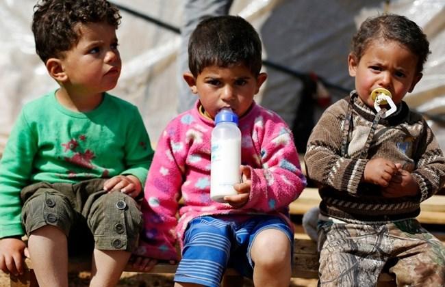 Ativistas afirmam que desde Janeiro, o ISIS recrutou 400 crianças