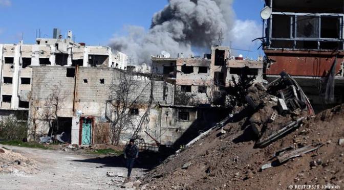 ONGS DENUNCIAM FRACASSO DA ONU NA SÍRIA