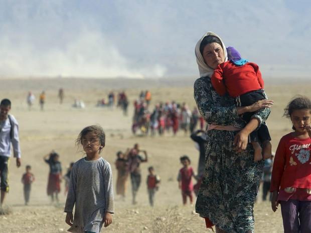 ONU diz que Estado Islâmico pode ter cometido genocídio no Iraque