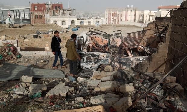 Bombardeios no Iêmen entram na 3a semana