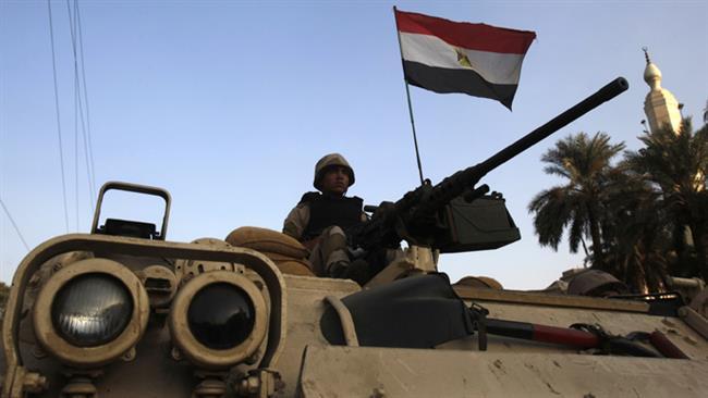 Onze civis e dois soldados mortos no Norte do Egito