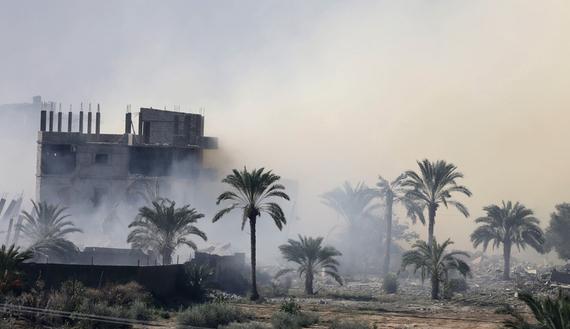 Egito descobre registro de comprimento do túnel de contrabando