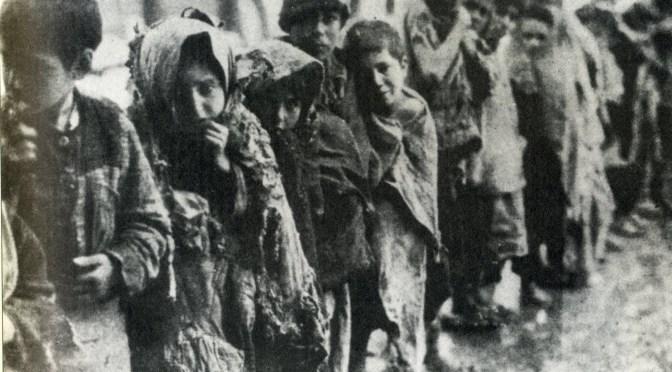 Os muçulmanos devem admitir genocídio armênio
