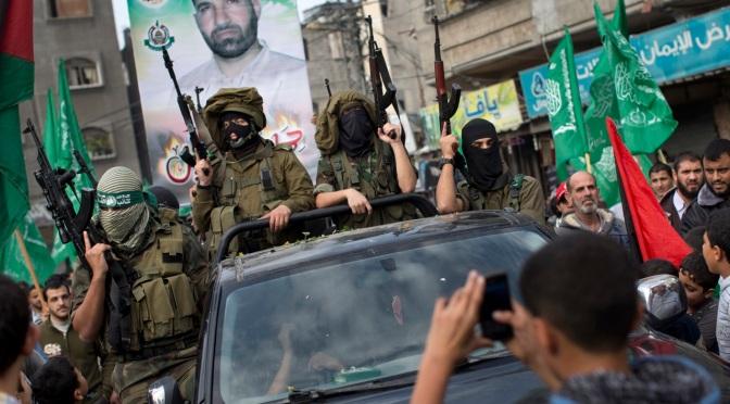 """Hamas lança campanha contra """"ideologia extremista"""" em Gaza"""