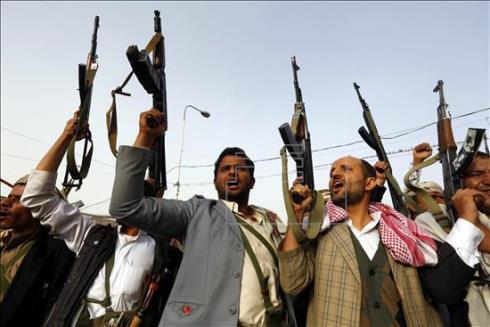 Houthis assumem controle do principal porto do Iêmen, em Áden