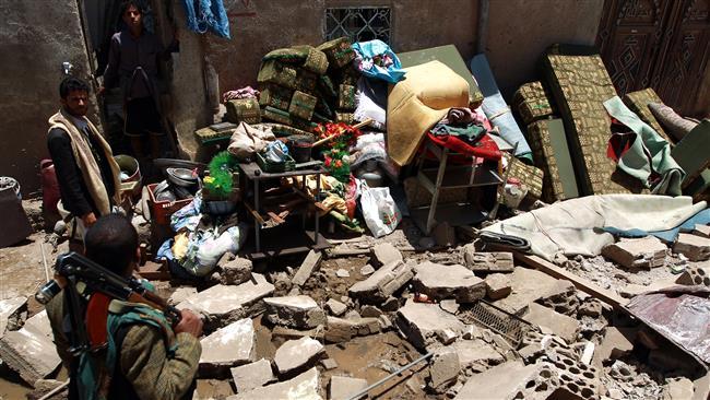 Bombaredio aéreo saudita mata 29 civis no Iêmen ocidental