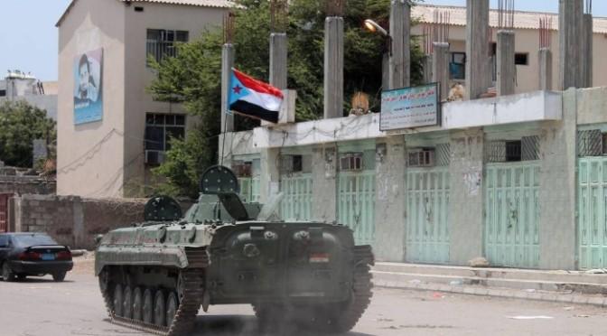Rebeldes houthis tomam palácio presidencial em Aden