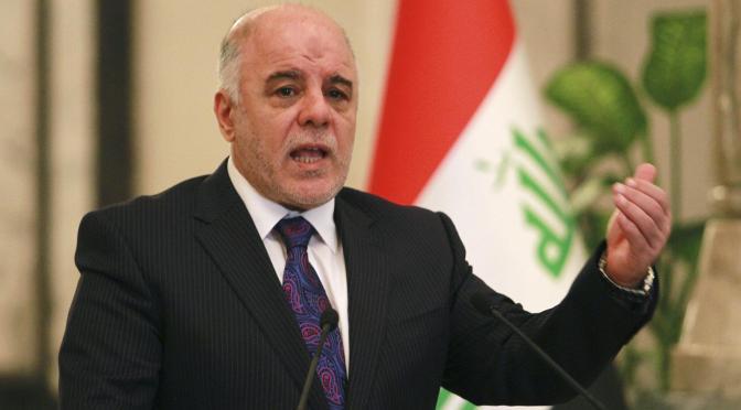 Líder do Iraque buscará armas e adiamento de pagamento em visita aos EUA