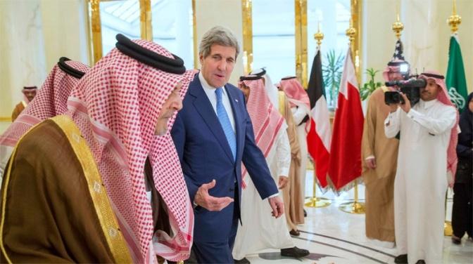 Riyadh diz que acordo nuclear com Irã deve garantir a segurança árabe