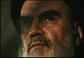 Um comentário do ex-aiatolá Khomeini do Irã