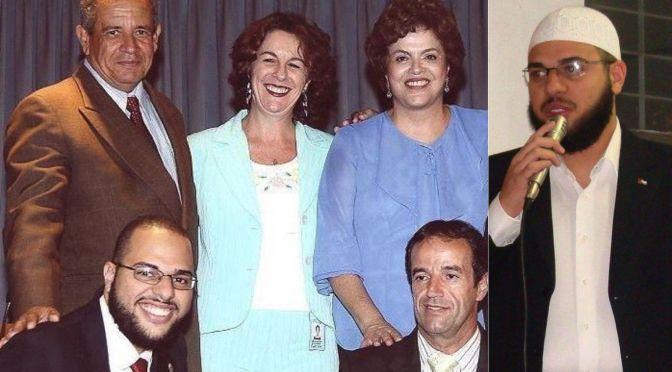 Investigado por terrorismo em Brasília já trabalhou na Casa Civil junto com Dilma