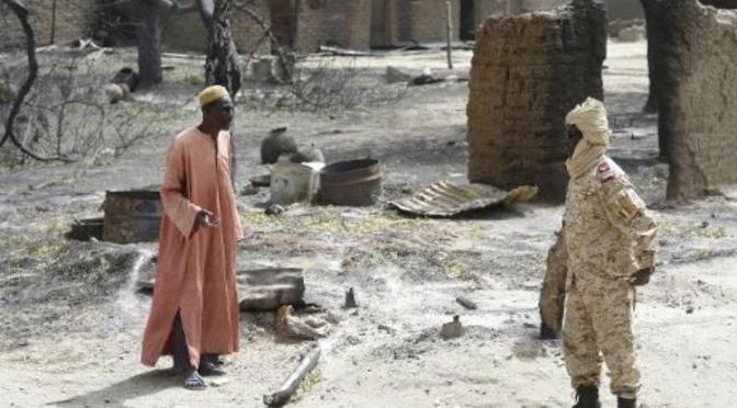ONU pede US$174 milhões para os refugiados que fugiram dos ataques do Boko Haram na Nigéria