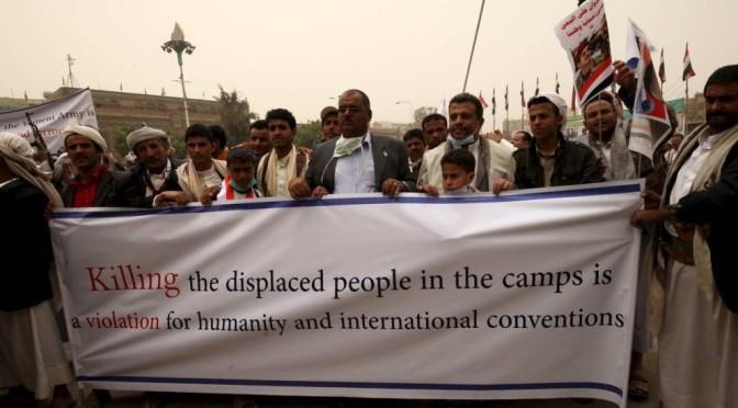Coalizão árabe retarda avanço de houthis sobre Aden