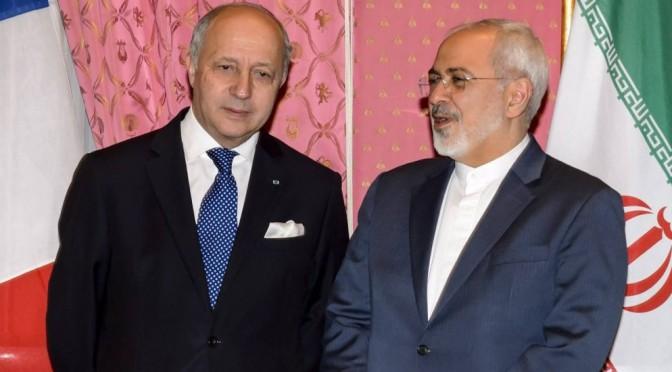 'Negociações estão na reta final', diz chefe da diplomacia francesa