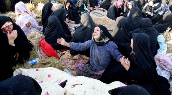 Em 2010, clérigo iraniano culpou as mulheres promíscuas pela existência de terremotos