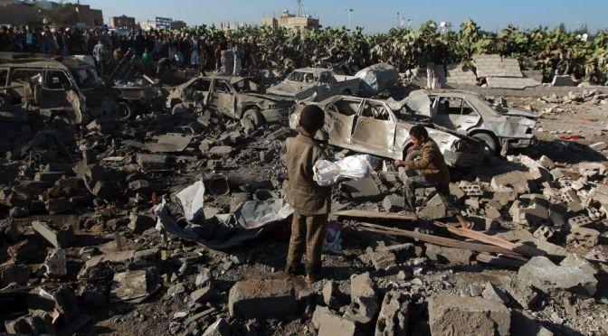 ONU pede para coalizão saudita parar de atacar aeroporto do Iêmen