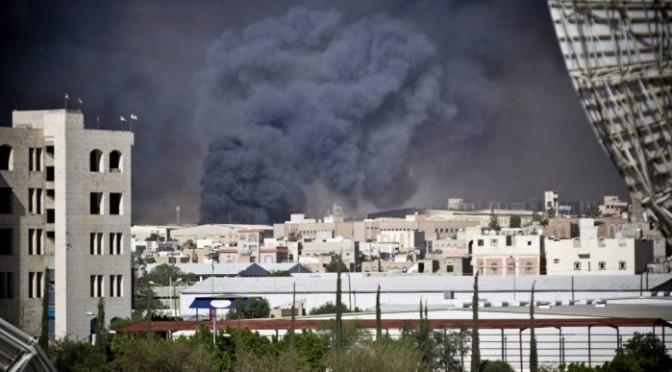 Ataque da coalizão mata 90 na capital do Iêmen horas antes de cessar-fogo