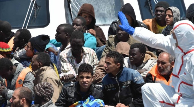 Especialistas questionam plano europeu para deter imigração ilegal