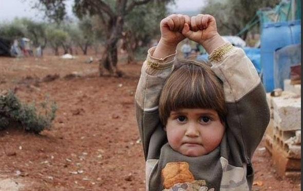 Crianças da guerra: as vítimas mais expostas da violência