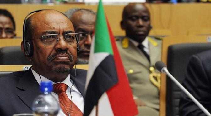 Justiça sul-africana proíbe presidente do Sudão de deixar o país