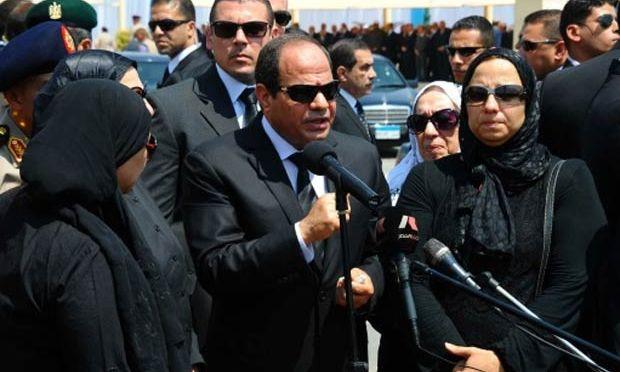 Ataques do EI no Sinai egípcio deixam mais de 70 mortos