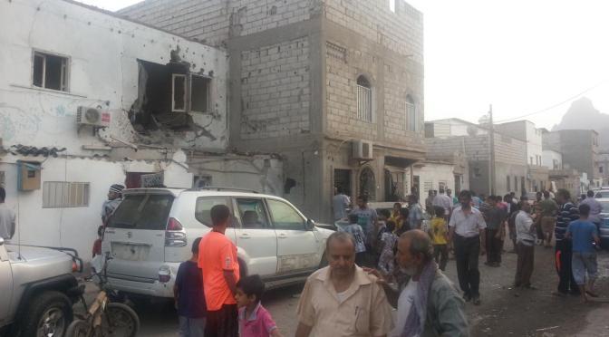 Yemen: Houthi Artillery Kills Dozens in Aden