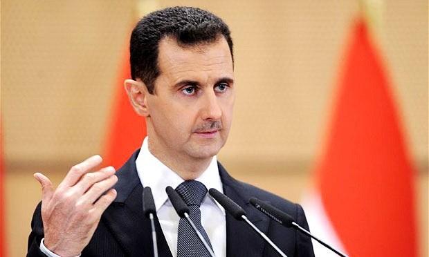 Assad reconhece 'falta de recursos humanos' no exército sírio