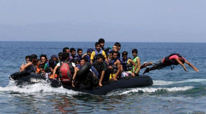 'Caos migratório' aprofunda crise na Grécia