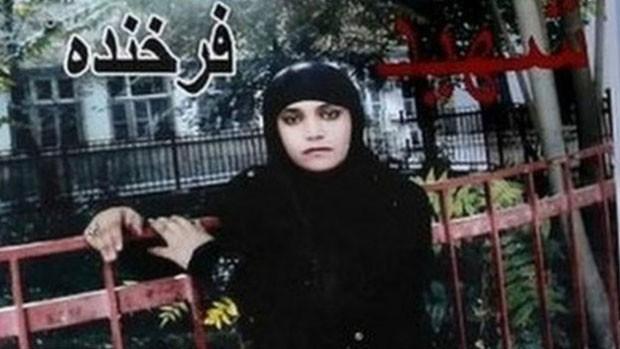 A história da mulher brutalmente morta que virou mártir no Afeganistão
