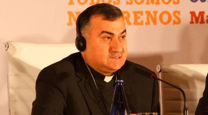 Somos odiados porque persistimos vivendo como cristãos, afirma Arcebispo no Iraque