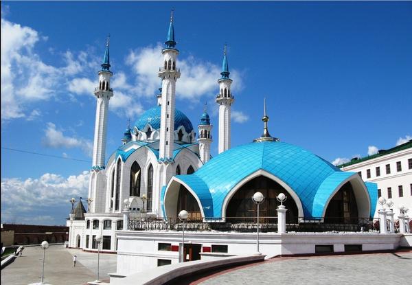 Moscou vai inaugurar a maior mesquita da Europa