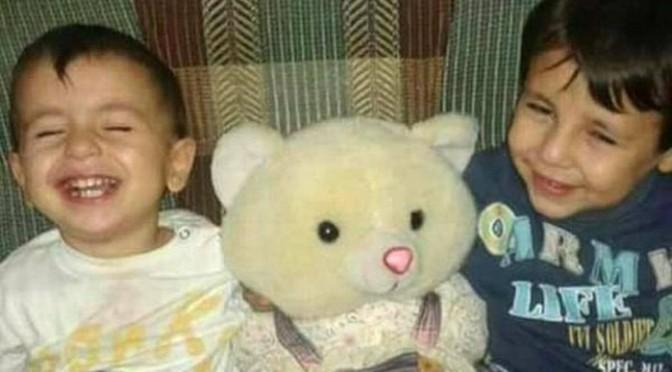 Família de menino encontrado morto em praia turca tentava fugir para o Canadá