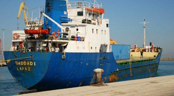 Navio boliviano foi flagrado com carregamento de armas para o Estado Islâmico