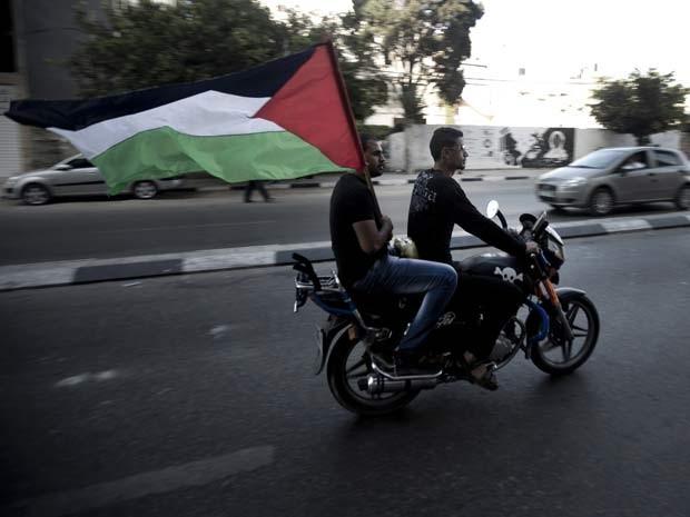 Assembleia geral da ONU aprova pedido palestino para hastear bandeira