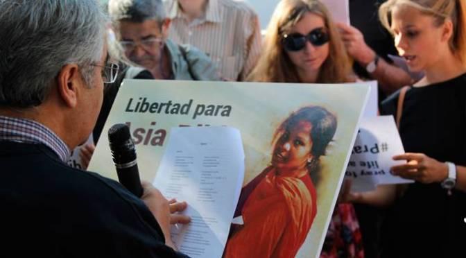 Asia Bibi poderá receber visita do seu pai na prisão