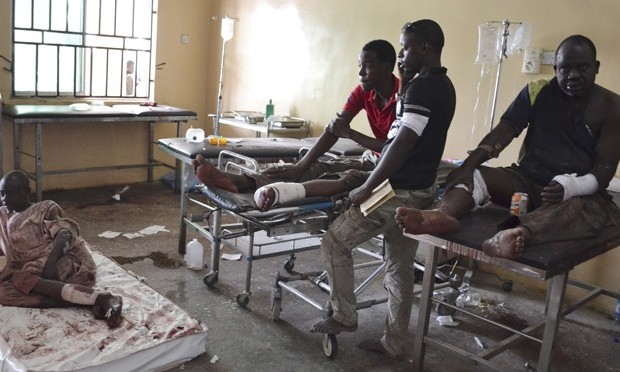 Aumenta para 117 número de mortos em atentados em Maiduguri, Nigéria