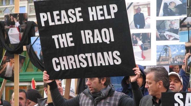 Relatórios mostram que o cristianismo está desaparecendo de algumas regiões