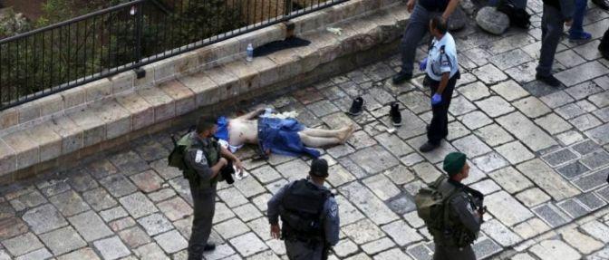 Israel: Adolescente palestino esfaqueia duas pessoas em Jerusalém
