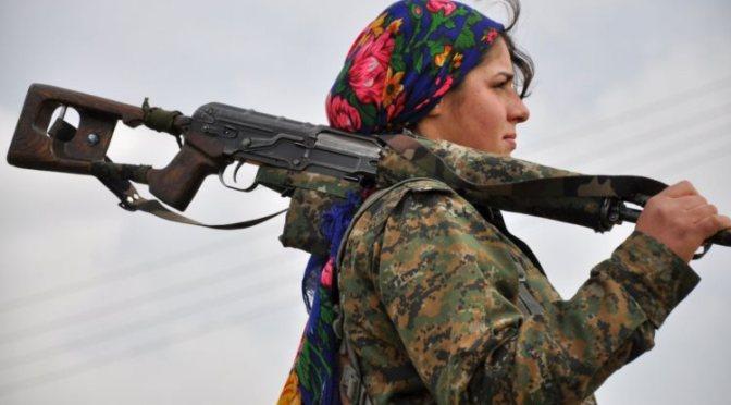 Curdos anunciam aliança contra o Estado Islâmico e dizem ser alternativa a Assad